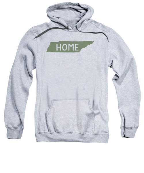 Tennessee Home Green Sweatshirt