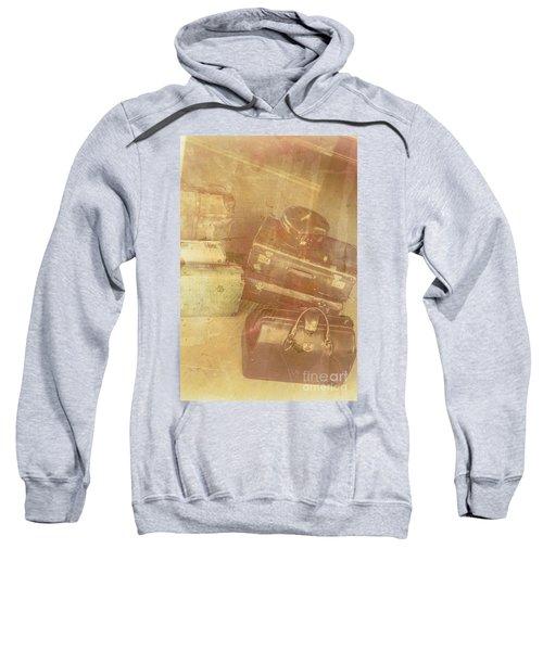 Terminal Goodbye Sweatshirt