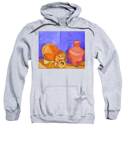 Terra Cotta Sweatshirt