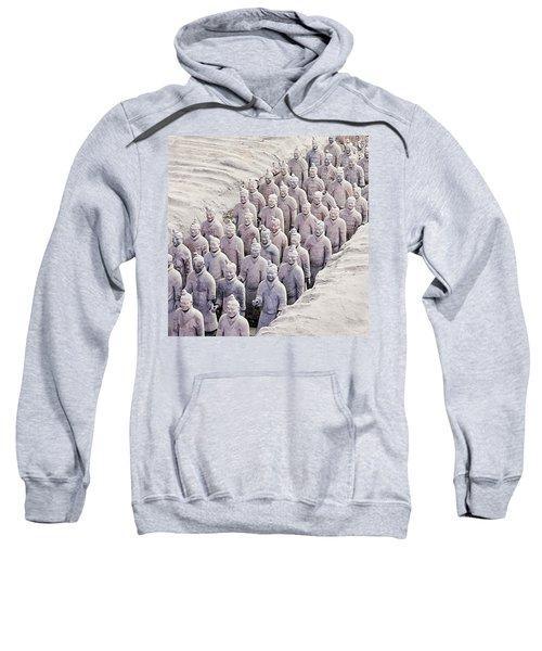 Terracotta Warriors Sweatshirt