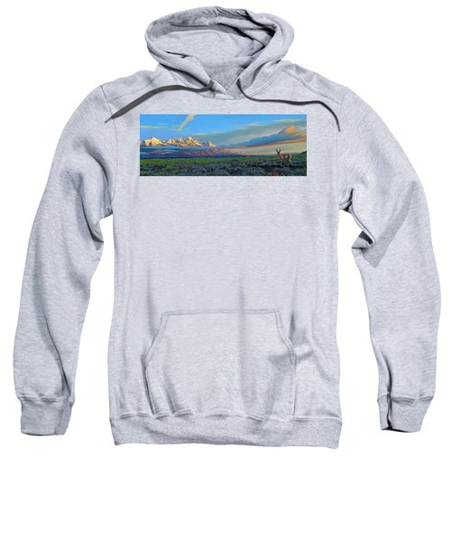 Teton Morning Sweatshirt