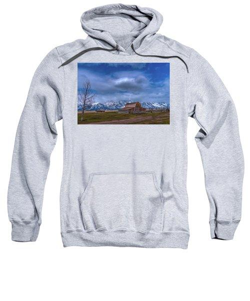 Teton National Park Mormon Row Sweatshirt