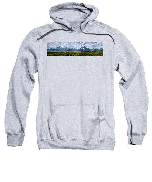 Tetons - Panorama Sweatshirt