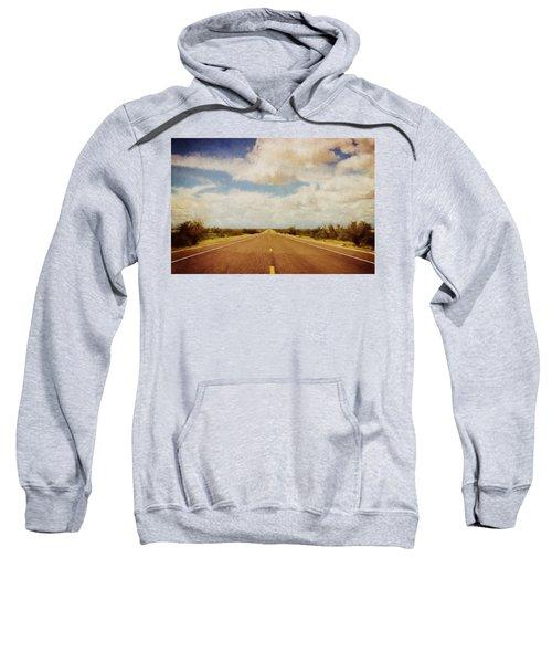 Texas Highway Sweatshirt