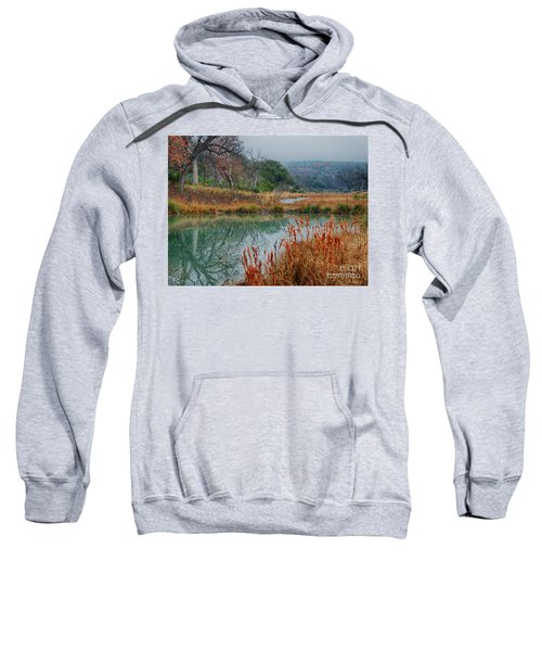 Texas Hill County Color Sweatshirt