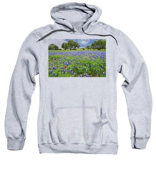 Texas Spring  Sweatshirt