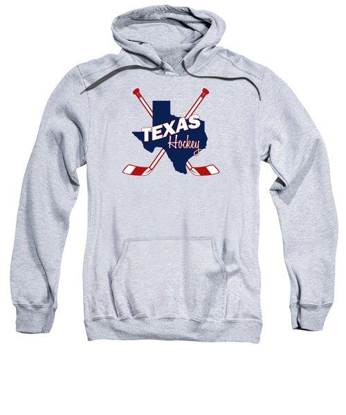 Texas State Hockey Sweatshirt by Summer Myers