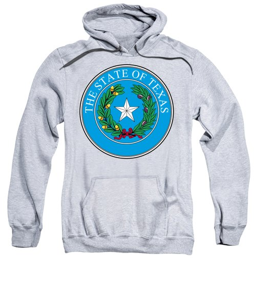 Texas State Seal Sweatshirt