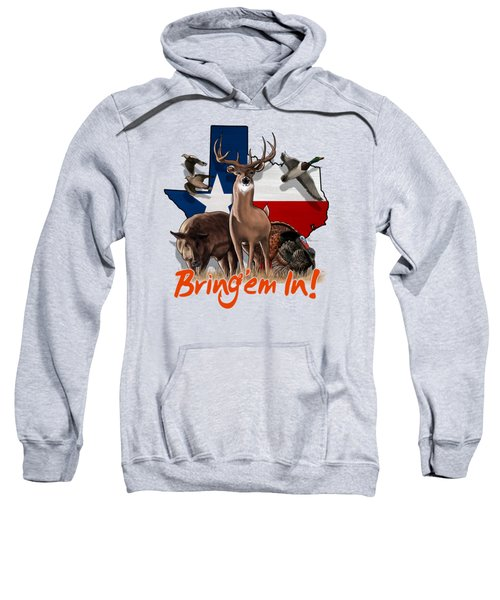 Texas Total Package Sweatshirt