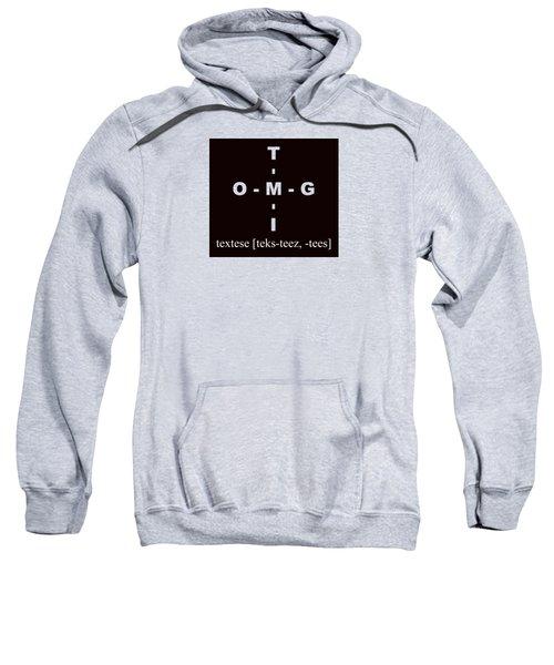 Textese Sweatshirt