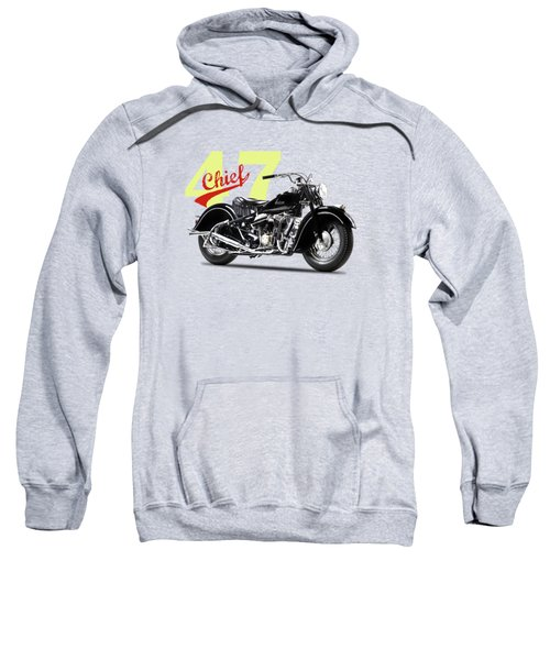 The 1947 Chief Sweatshirt by Mark Rogan