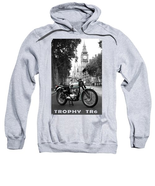 The 1956 Trophy Tr6 Sweatshirt