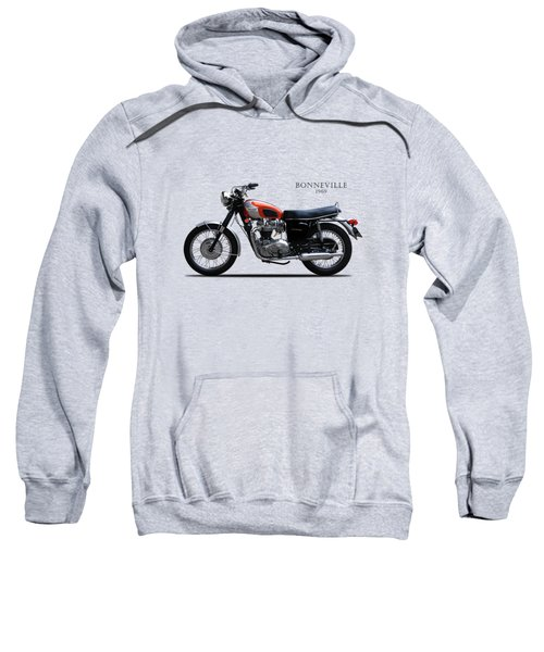 The 69 Bonnie Sweatshirt by Mark Rogan