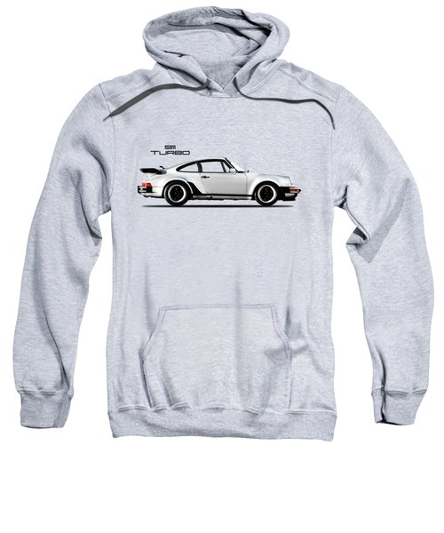 The 911 Turbo 1984 Sweatshirt by Mark Rogan