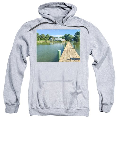The Abbey On Cooper Point Sweatshirt