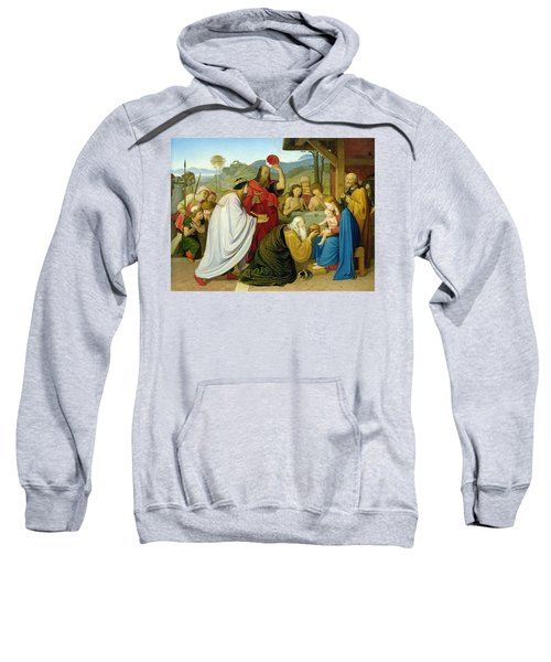 The Adoration Of The Kings Sweatshirt