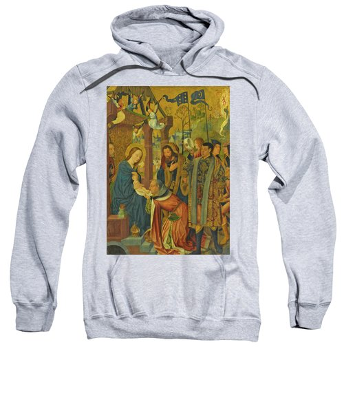 The Adoration Of The Magi Sweatshirt