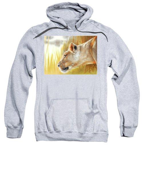 The African Queen Sweatshirt