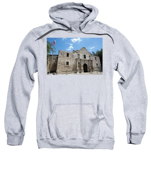 The Alamo Texas Sweatshirt