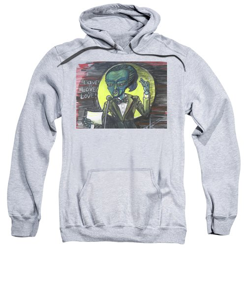The Alien Lin-manuel Miranda Sweatshirt