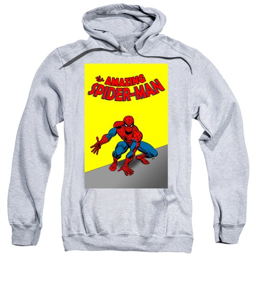 The Amazing Spider-man Sweatshirt