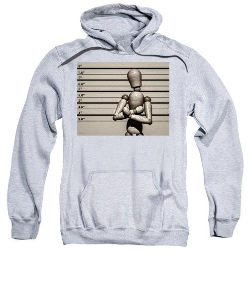 The Arrest  Sweatshirt