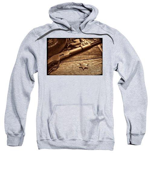 The Badge Sweatshirt