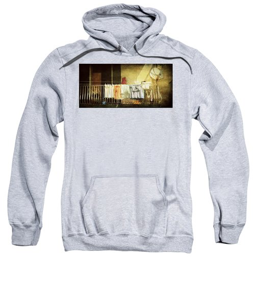 The Balcony Sweatshirt