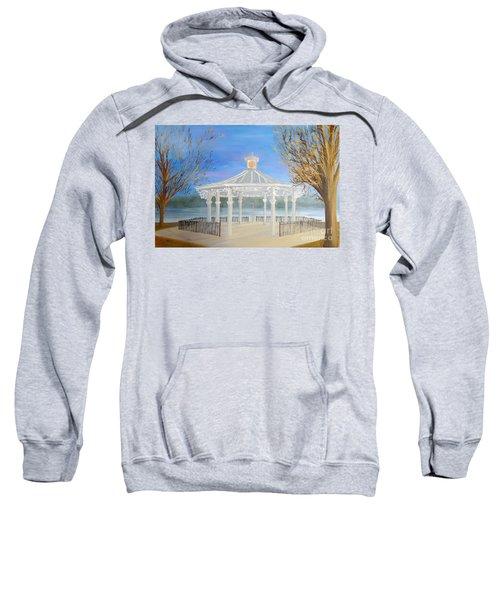 The Bandstand Basingstoke War Memorial Park Sweatshirt