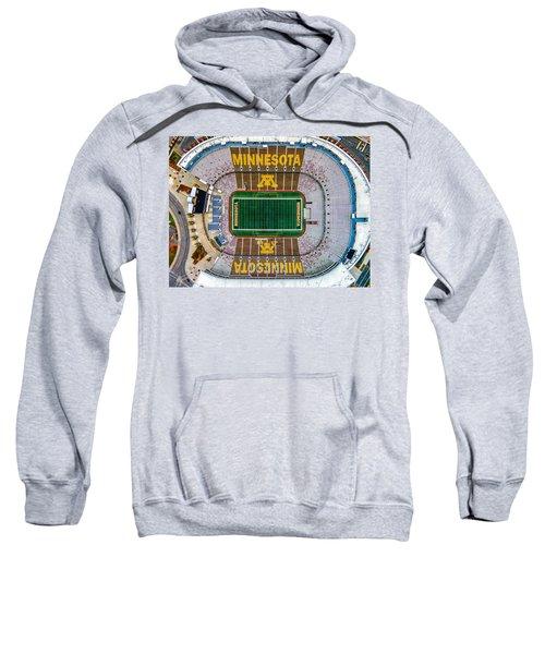 The Bank Sweatshirt by Mark Goodman