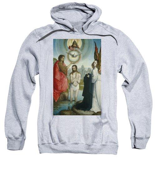 The Baptism Of Christ Sweatshirt