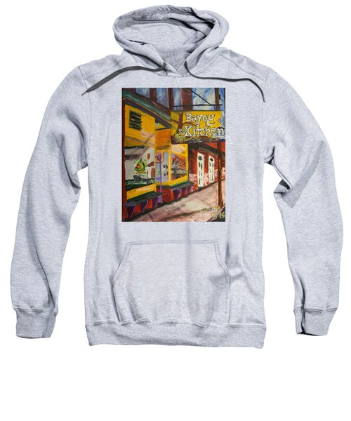 The Bayou Kitchen Sweatshirt