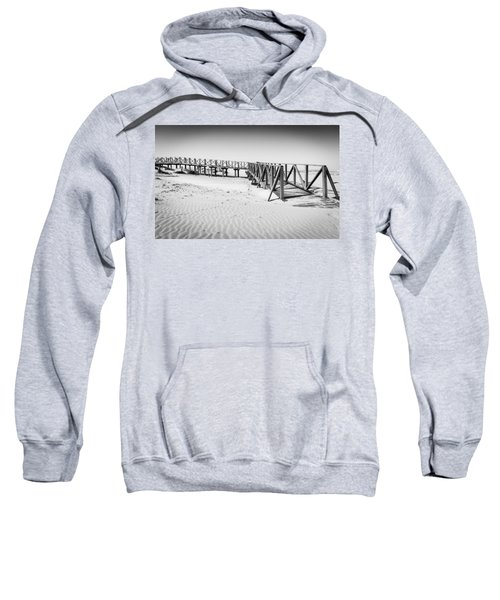 The Beach Walkway. Sweatshirt