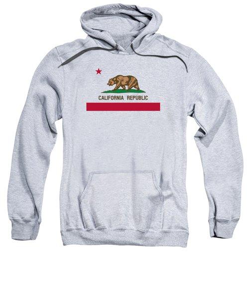 The Bear Flag - State Of California Sweatshirt