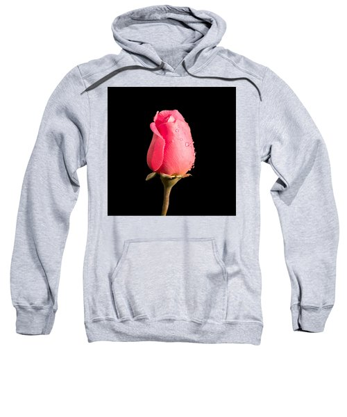 The Beauty Of A Rose Sweatshirt