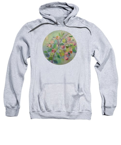 The Beauty Of Spring Sweatshirt by Mary Wolf
