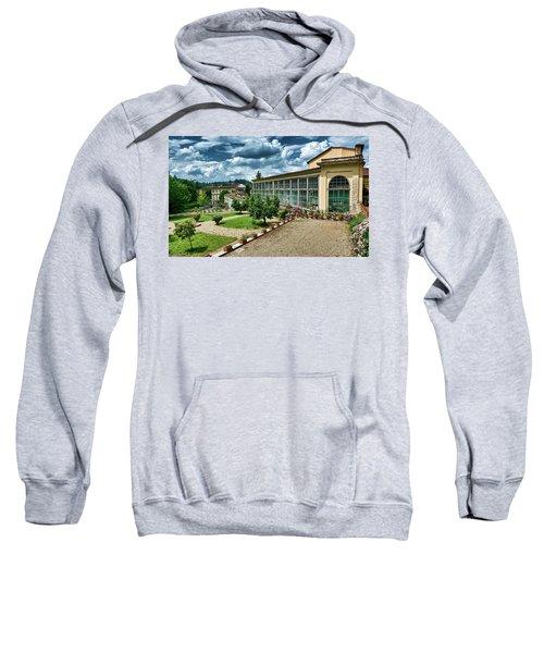 The Beauty Of The Boboli Gardens Sweatshirt