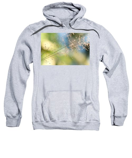 The Beauty Of The Earth. Natural Watercolor Sweatshirt