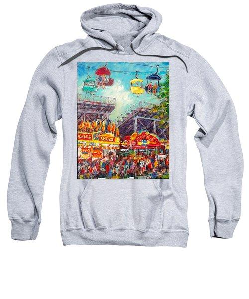 The Big Cheese Sweatshirt