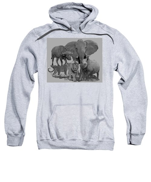 The Big Five Sweatshirt