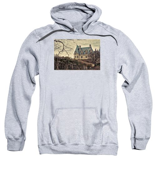 The Biltmore Mansion In The Fall Sweatshirt