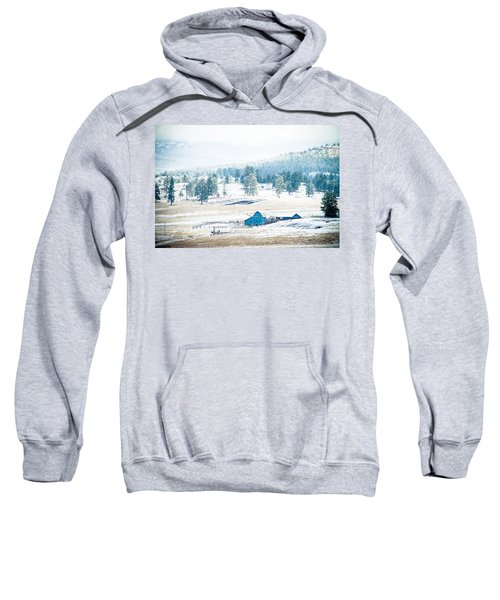 The Blue Barn Sweatshirt