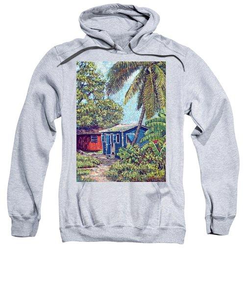 The Blue Cottage Sweatshirt