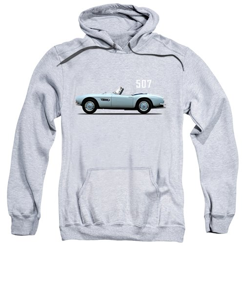 The Bmw 507 Sweatshirt by Mark Rogan