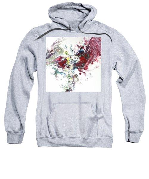 The Breath Of The Crimson Dragon Sweatshirt