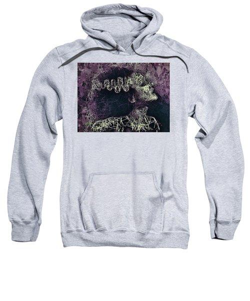 The Bride Of Frankenstein Sweatshirt
