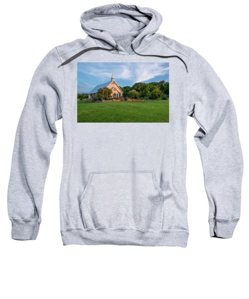 The Brooks At Weatherford Wedding Chapel Sweatshirt