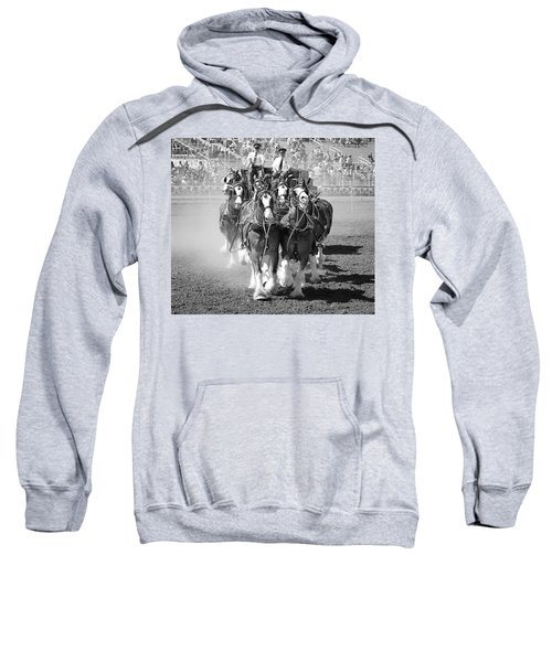 The Budweiser Clydesdales Sweatshirt