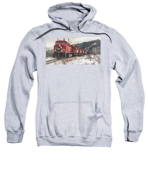 The Canadian Pacific Holiday Train Sweatshirt