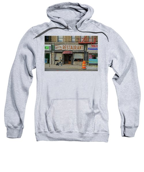 The Capitol Sweatshirt by Cole Thompson